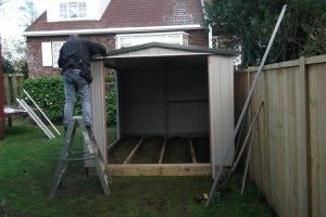 Garden Shed Assembly Company