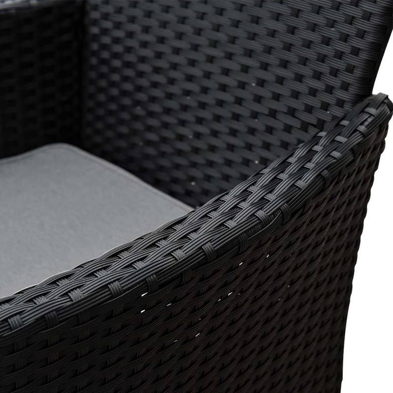 Malibu 9 Piece 8 Seater Outdoor Dining Set Furniture