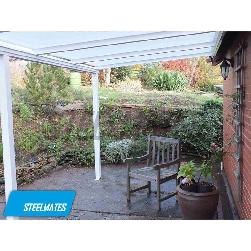 Terrific 20X10 Aluminium Canopy Patio Cover Carport Lean To Pergola Download Free Architecture Designs Scobabritishbridgeorg